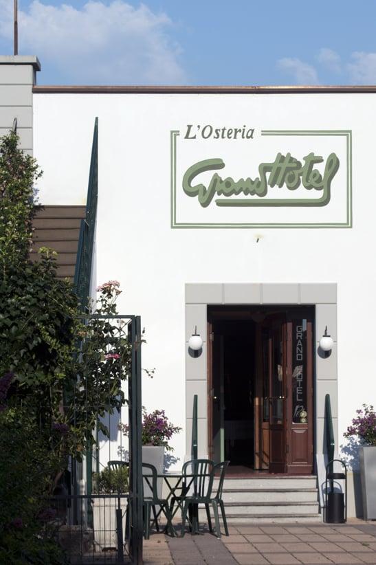 Osteria Grand Hotel