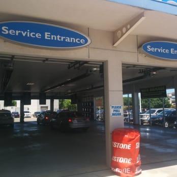 Photo Of David McDavid Honda Of Frisco   Frisco, TX, United States. Garage