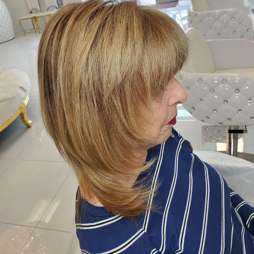 Golden Brow Threading Eyelash Extension Waxing Facial Nail &Spa: 7211 E Imperial Hwy, Brea, CA