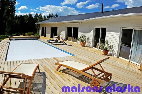 Maisons alaska cr ateur de maisons bois depuis 1980 get for Createur de maison