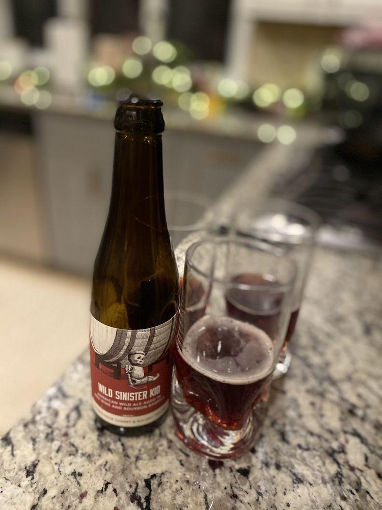 Trillium Brewing - Fort Point