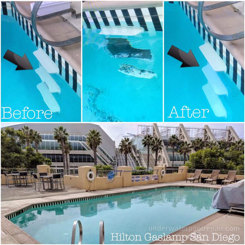 Photo of Eco Underwater Pool Repair: Aliso Viejo, CA