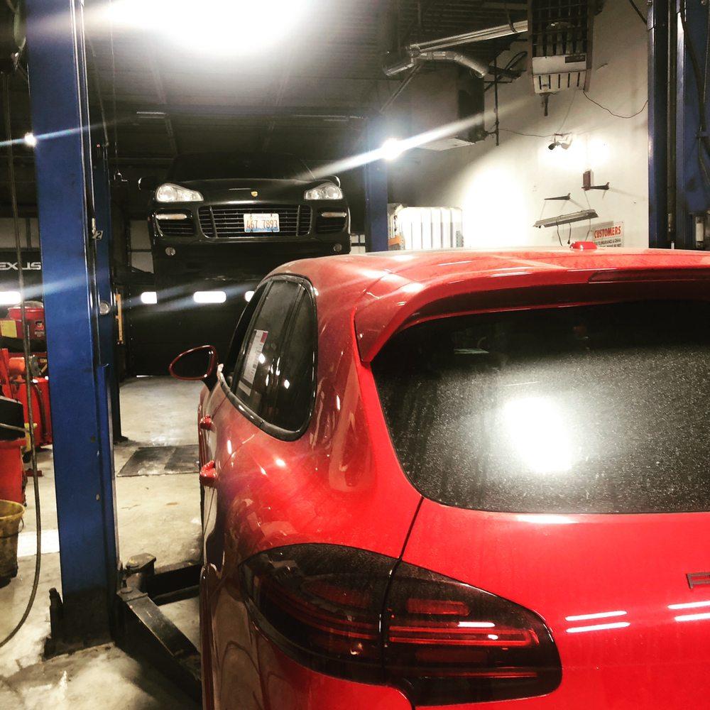Real Autohaus Automotive: 6145 S Cass Ave, Westmont, IL