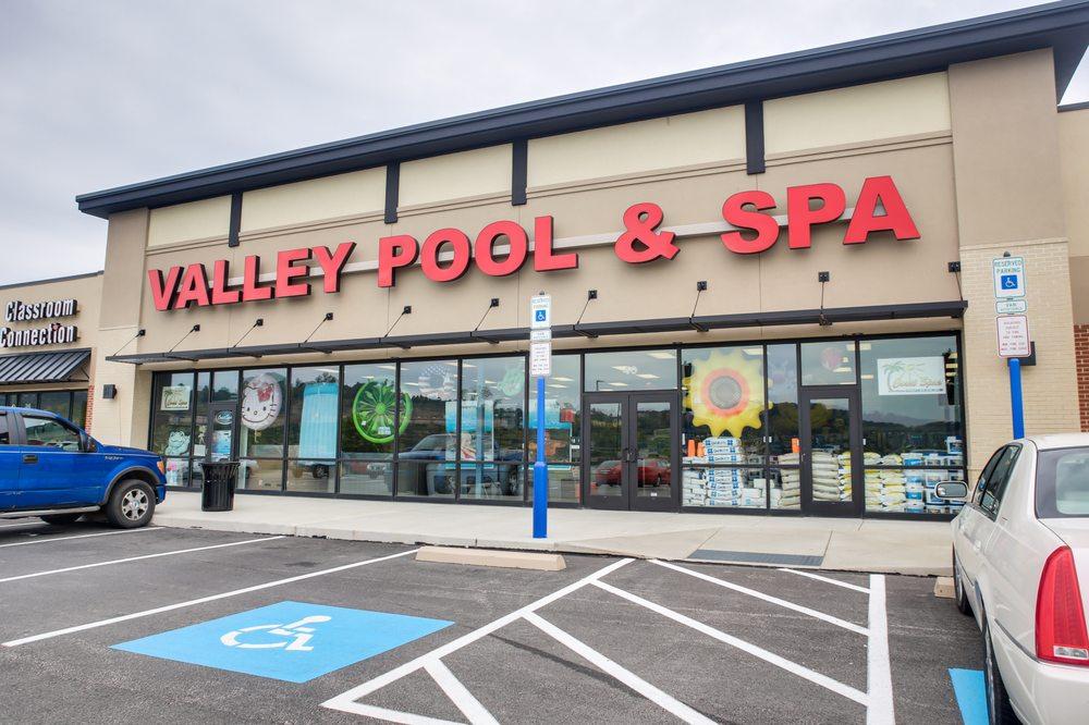 Valley Pool & Spa - Washington: 40 Old Mill Blvd, Washington, PA