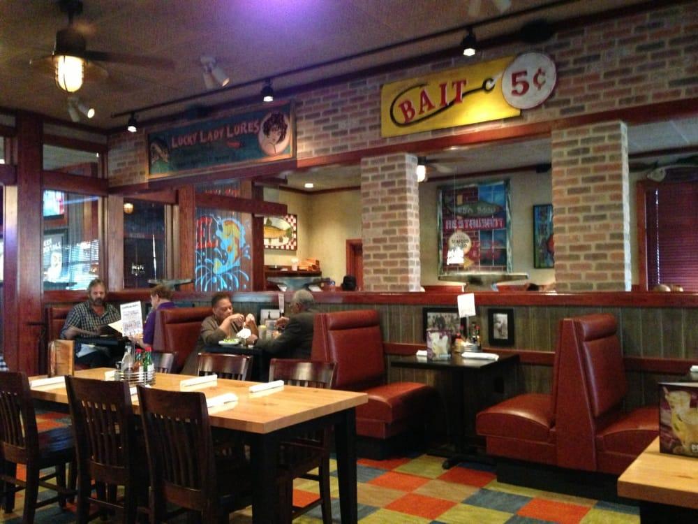 Seafood Restaurants Near Knoxville Tn