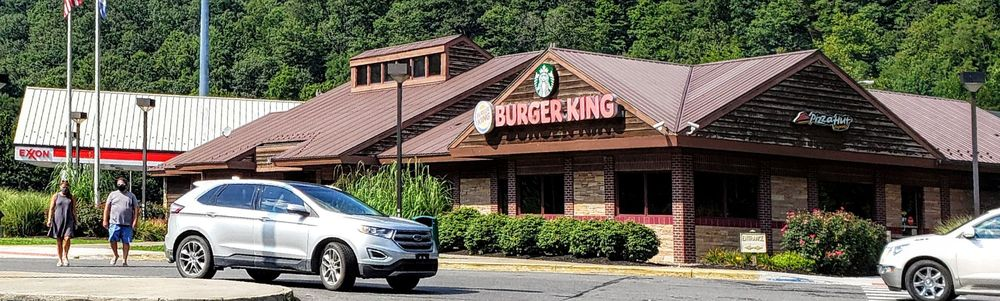 Morton Plaza and Rest Stop: 72 W Virginia Tpke, Eskdale, WV