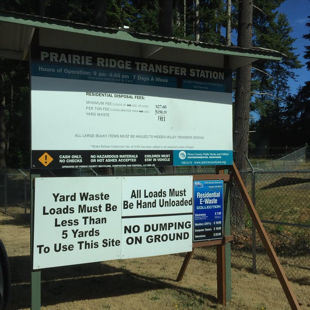 Used Car Batteries Near Me >> LCI Landfill - Prairie Ridge - Recycling Center - 17925 ...
