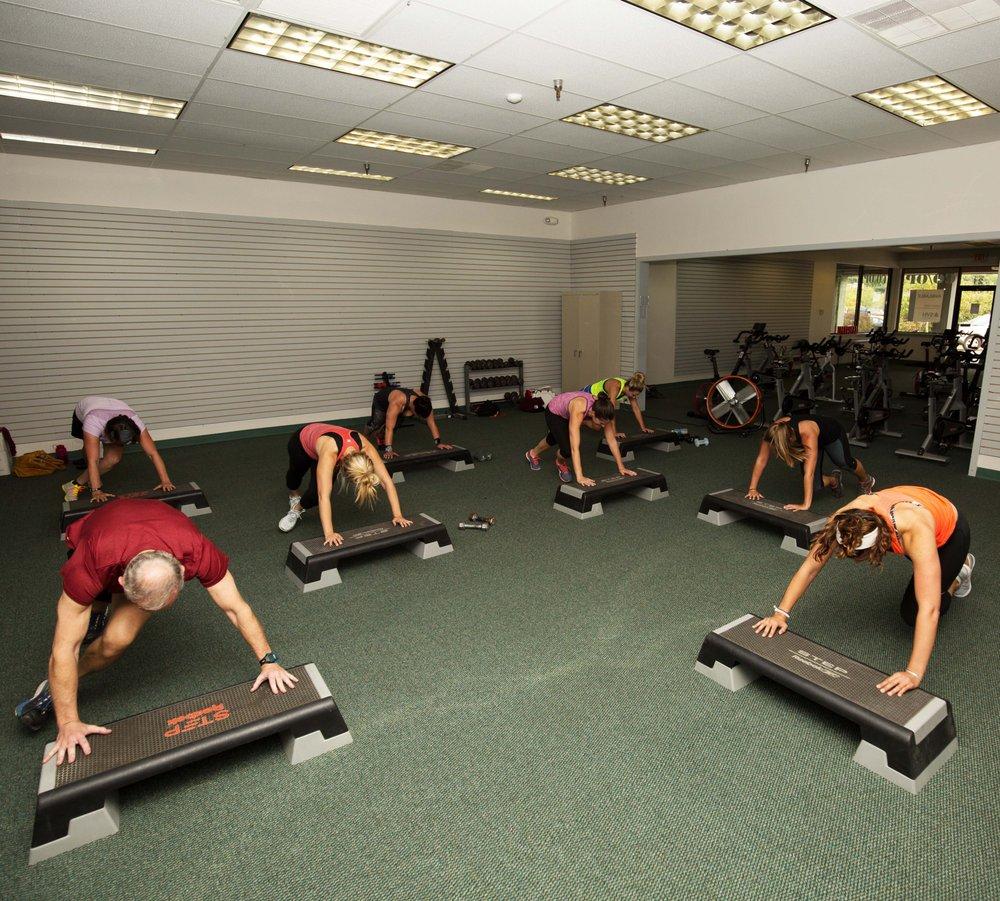 New England Fitness: 49 Topsham Fair Mall Rd, Topsham, ME
