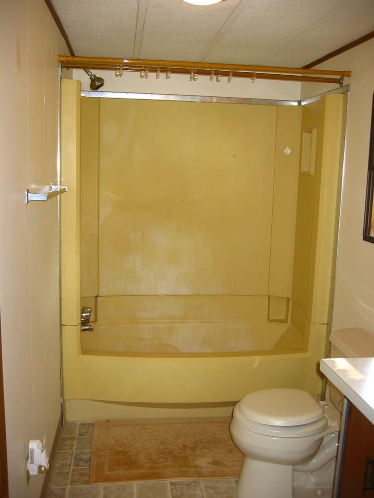 Fiberglass tub/surround - Yelp