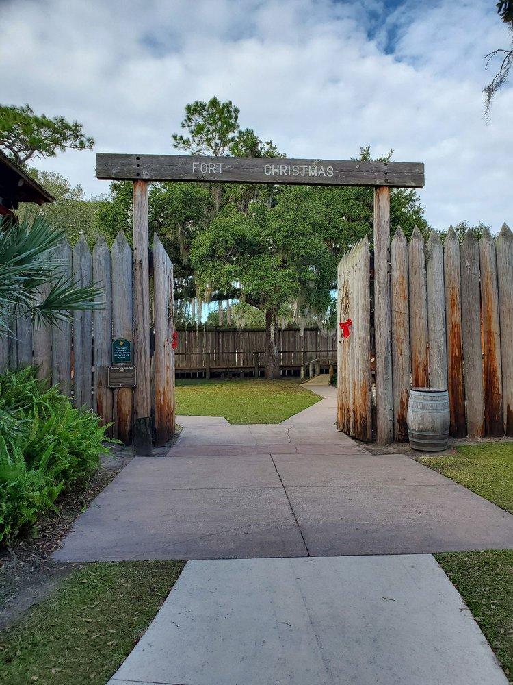 Fort Christmas Historical Park: 1300 Fort Christmas Rd, Orlando, FL