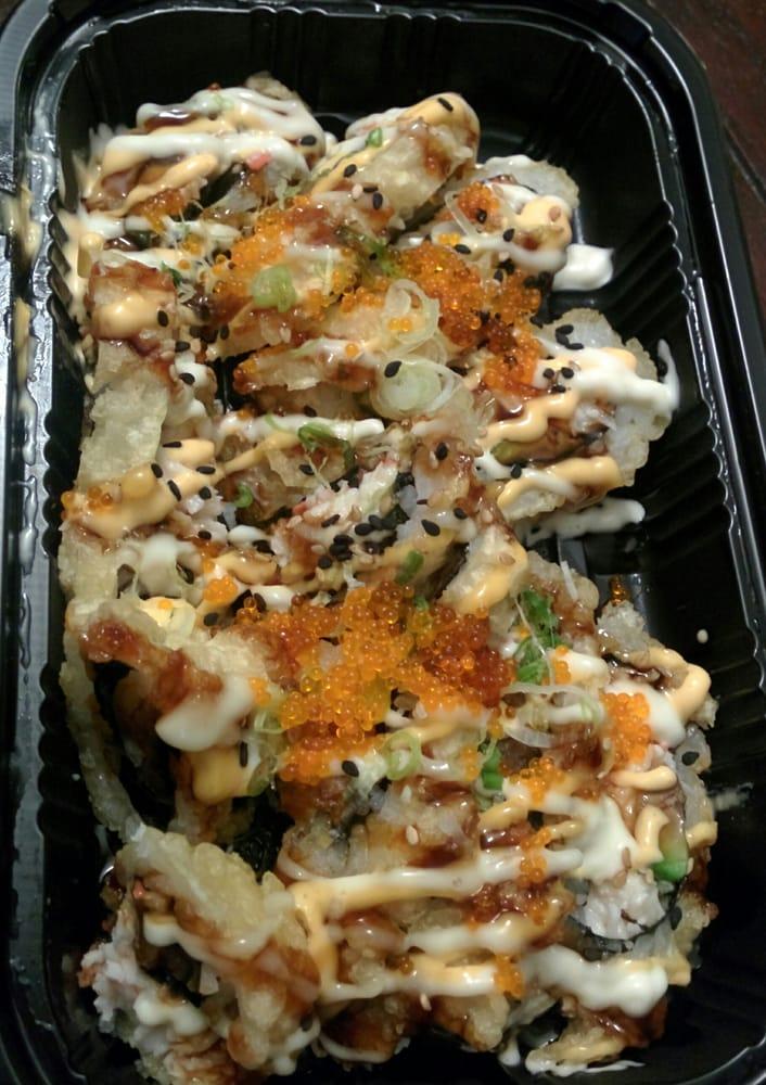 New Japanese Restaurant Pacifica