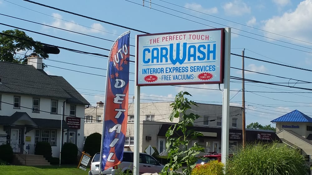 Car Wash In Warrington Pa