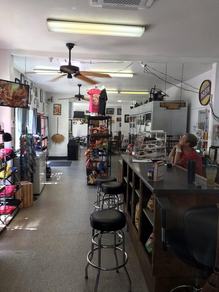 Big Creek General Store: 55083 Point Rd, Big Creek, CA