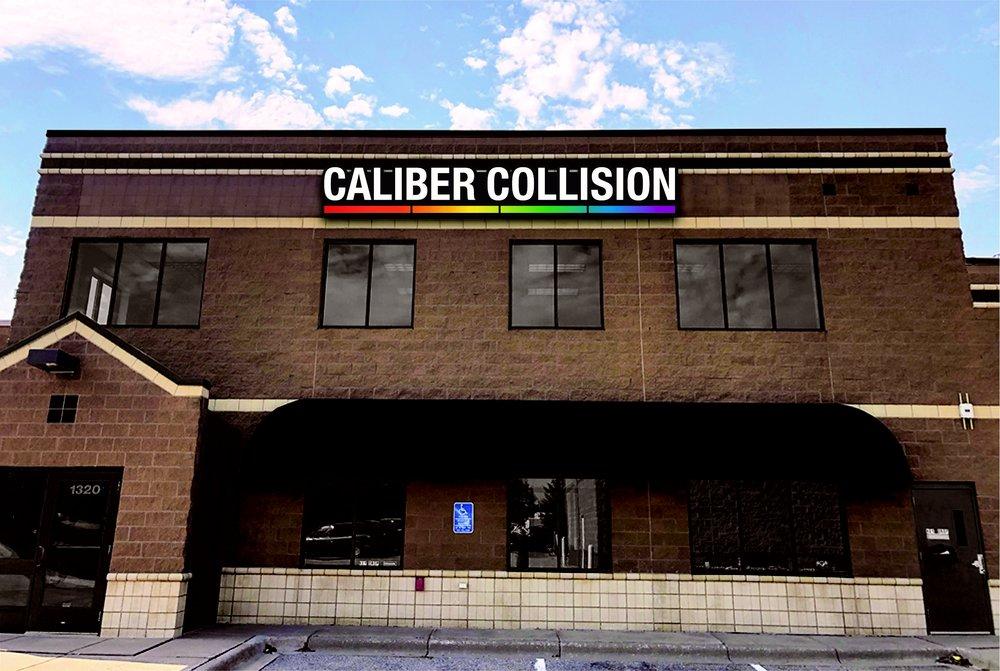Caliber Collision: 1320 Crystal Ln, Chaska, MN