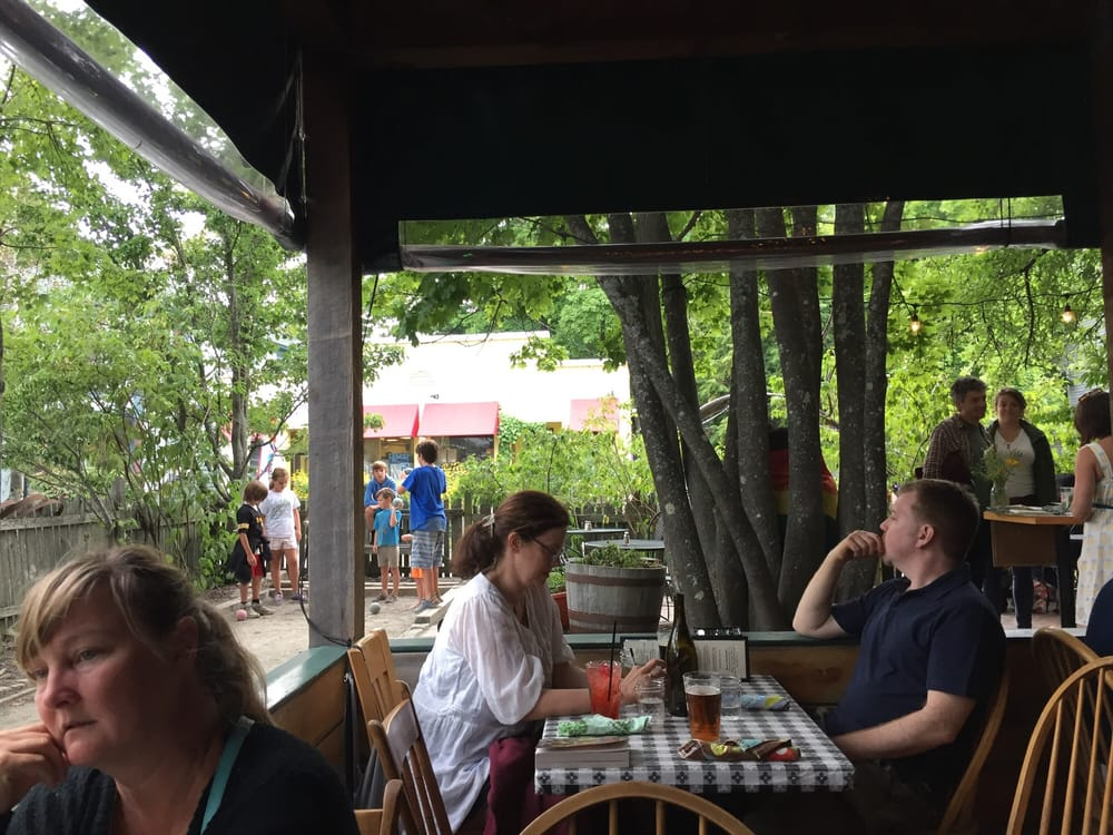 Lompoc Cafe Bar Harbor Yelp
