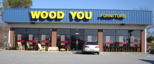 Wood You Furniture Of Anderson 4134 Clemson Blvd A Anderson Sc