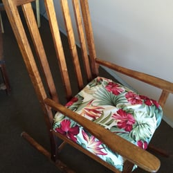 Charming Photo Of Iolani Furniture   Hilo, HI, United States. Koa Rocker $450