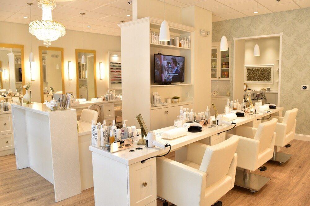 Blow To Paris Blowdry Bar & Nail Salon: 9 Plaza Real S, Boca Raton, FL