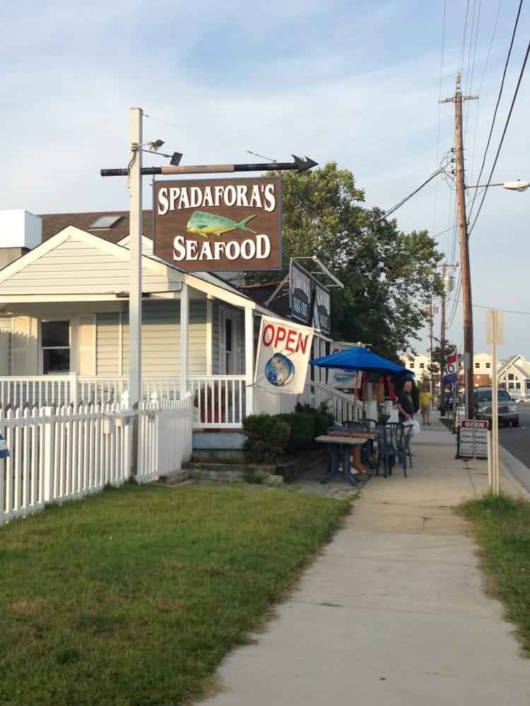 Photos for spadafora 39 s seafood market yelp for Fish market jersey city