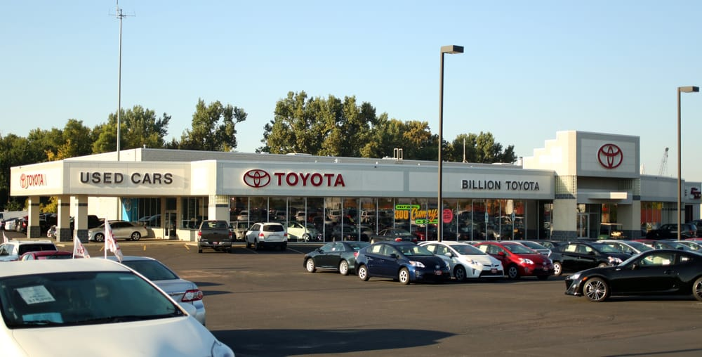 Billion Auto Sioux Falls >> Billion Toyota Scion In Sioux Falls Yelp