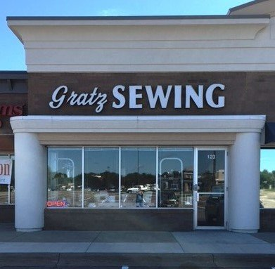 Gratz Sewing: 10100 6th Ave N, Plymouth, MN