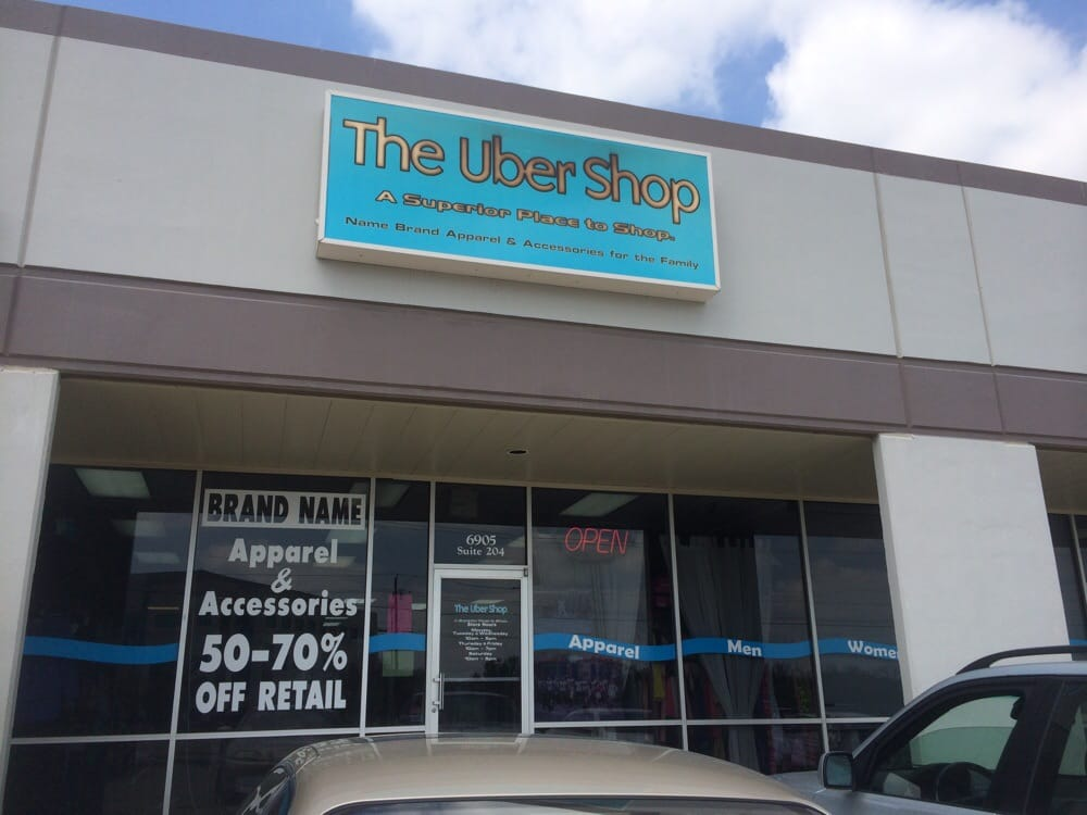 The uber shop women 39 s clothing 6905 ave k plano tx for Jewelry stores plano tx