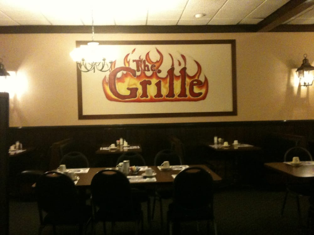 The Grille: 588 Union St, Luzerne, PA