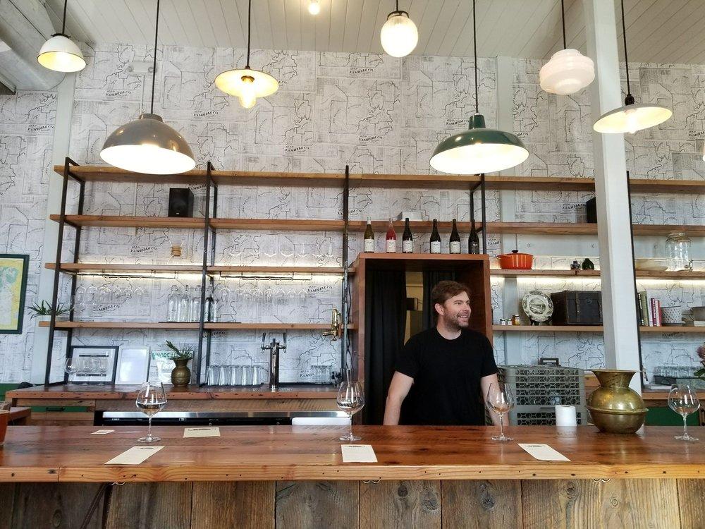 Photo of The Bramble Tasting Room: Amity, OR