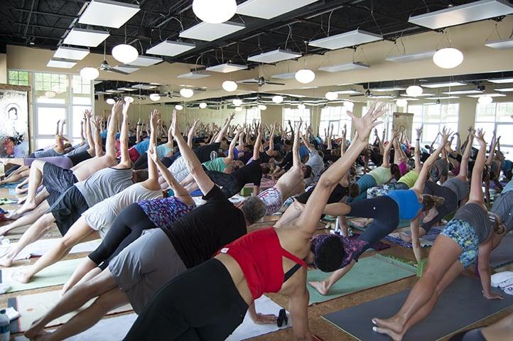 Bend And Zen Hot Yoga: 1301 Herr Ln, Louisville, KY