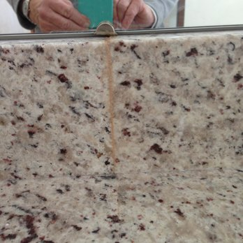 Photo Of National Granite Luxuries Medina Oh United States Seam On The