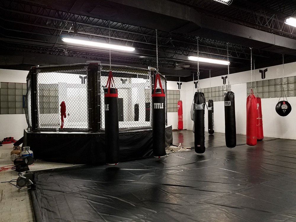 Top Tier Mma: 300 Camp Horne Rd, Pittsburgh, PA