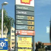 Gas Prices San Diego >> Hillcrest Shell 41 Photos 59 Reviews Gas Stations 330