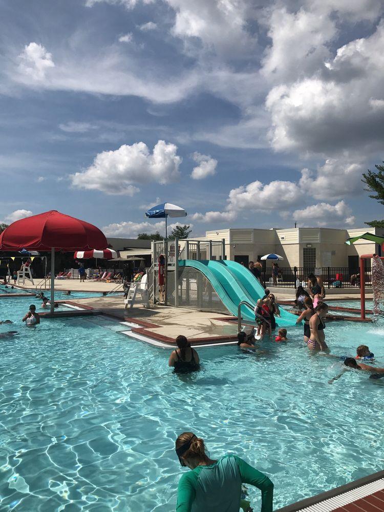 Linson E Ellen, Swimming Pool: 5211 Paint Branch Pkwy, College Park, MD