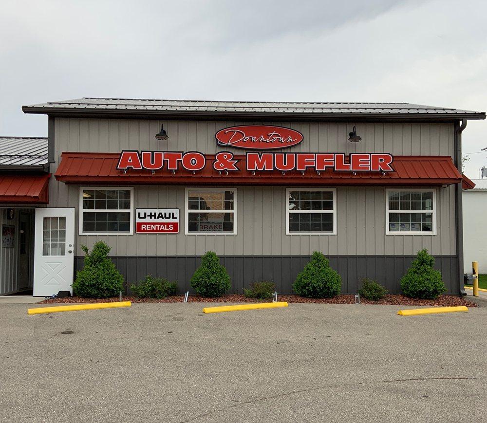 Downtown Auto & Muffler: 2 N Depot St, Batesville, IN