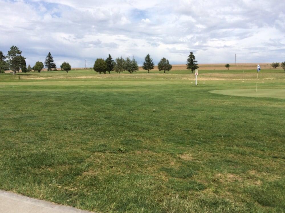 Big Bend Golf & Country Club: 1 Golf Course Rd E, Wilbur, WA