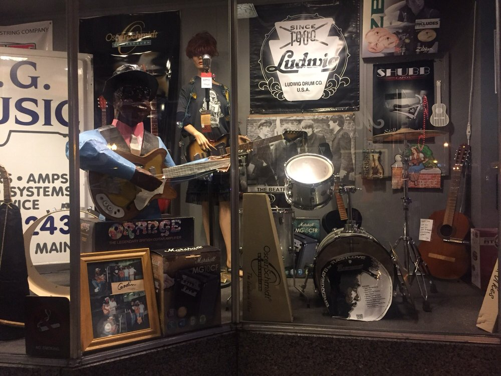 Tg Music: 125 S Main St, Goshen, IN