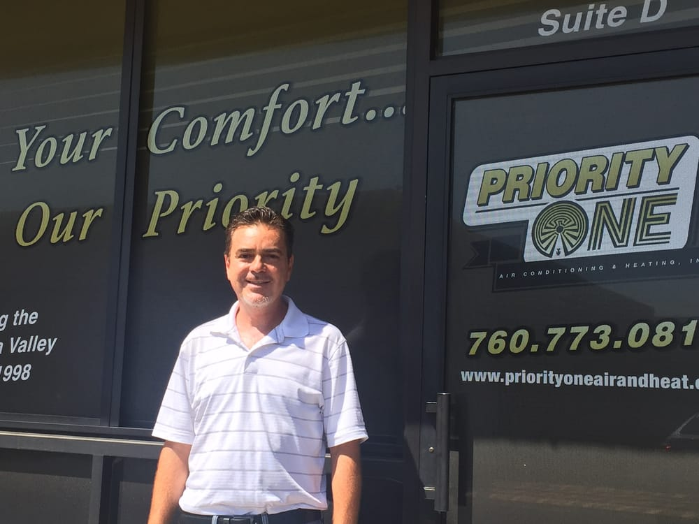 Priority One Air Conditioning & Heating