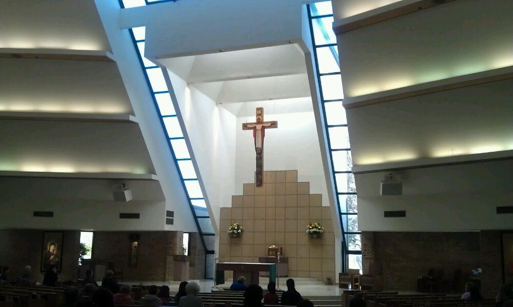 Catholic Churches Near Oklahoma City Ok