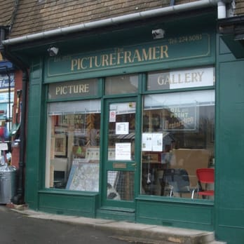 The Picture Framer - Framing - 400 Burley Road, Kirkstall, Leeds ...