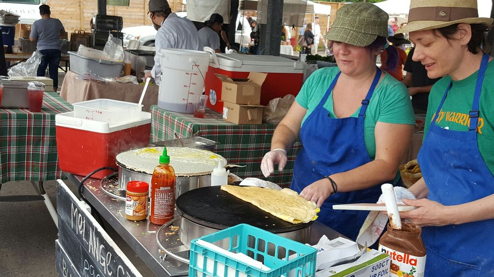 Urban harvest farmers market at eastside 212 photos for Fresh fish market houston