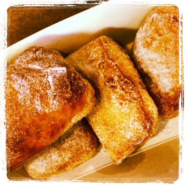 Dough Dough S Hawaiian Cafe Malasadas Huntington Beach Ca
