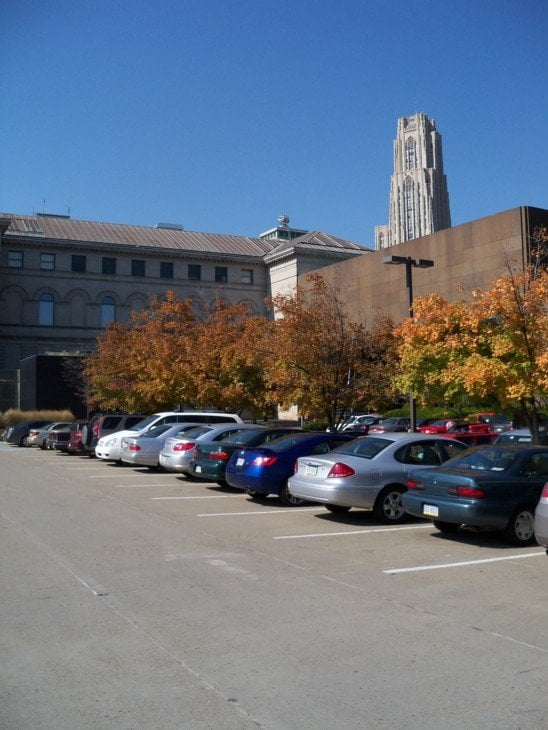 Museum Of Natural History Parking Near