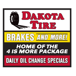 Dakota tire brakes more llantas 2301 s university for U motors fargo north dakota