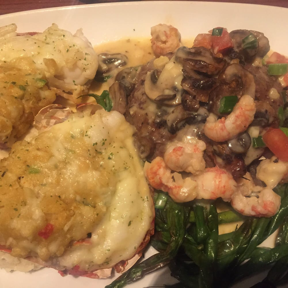 Shrimp scampi and Parmesan Peppercorn shrimp - Yelp