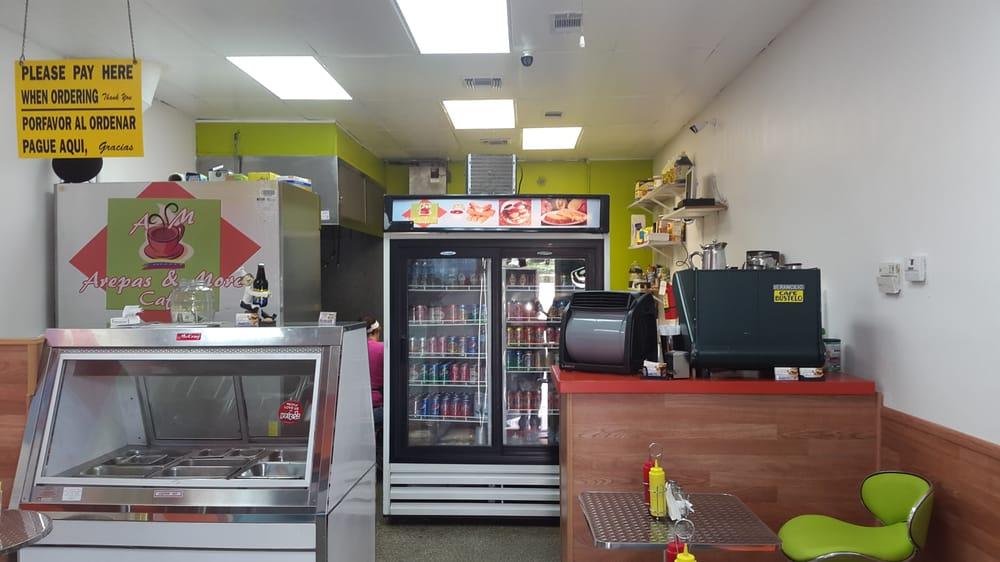 Arepas More Cafe Orlando Fl