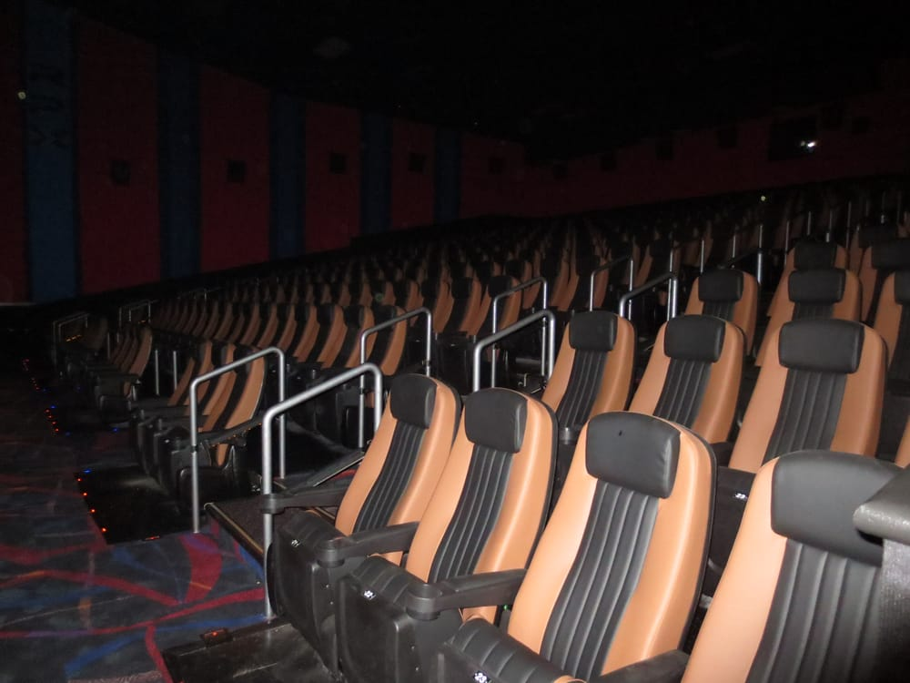 The Fancy New Seats In The Completely Redone Theater Yelp