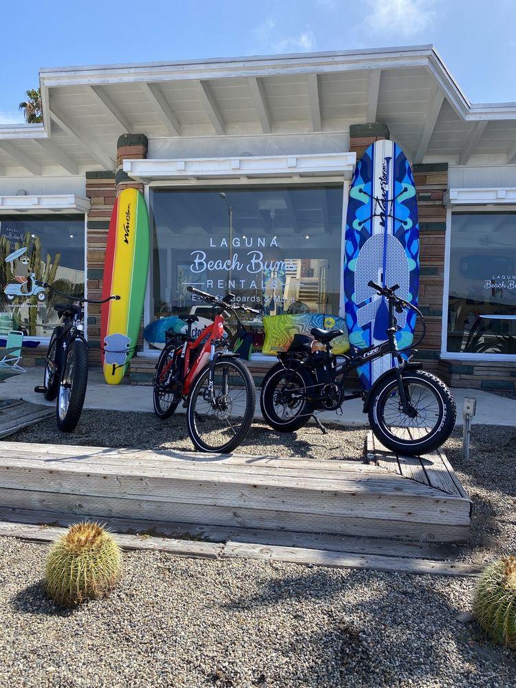 Laguna Beach Bums: 1370 Coast Hwy, Laguna Beach, CA