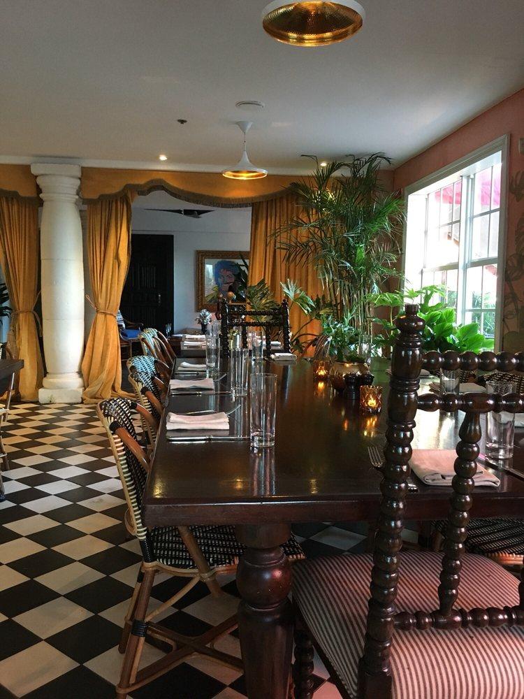 Photo of Casa Faena Restaurant - Miami Beach, FL, United States. Interior Casa