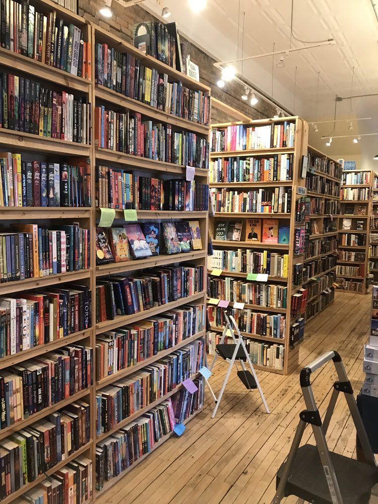 Zenith Bookstore: 318 N Central Ave, Duluth, MN