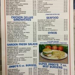 Jimbo S Restaurant Near Me
